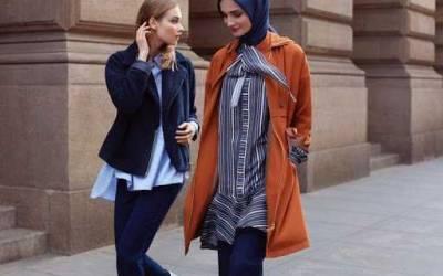 Kışlık Genç Tesettür Kıyafet Modelleri