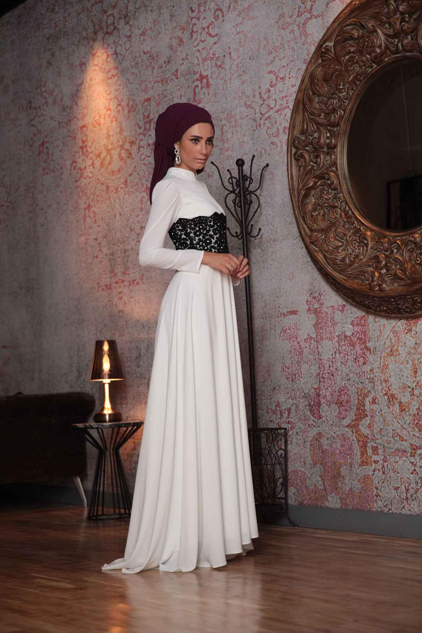 2017 moda tesettür giyim modelleri