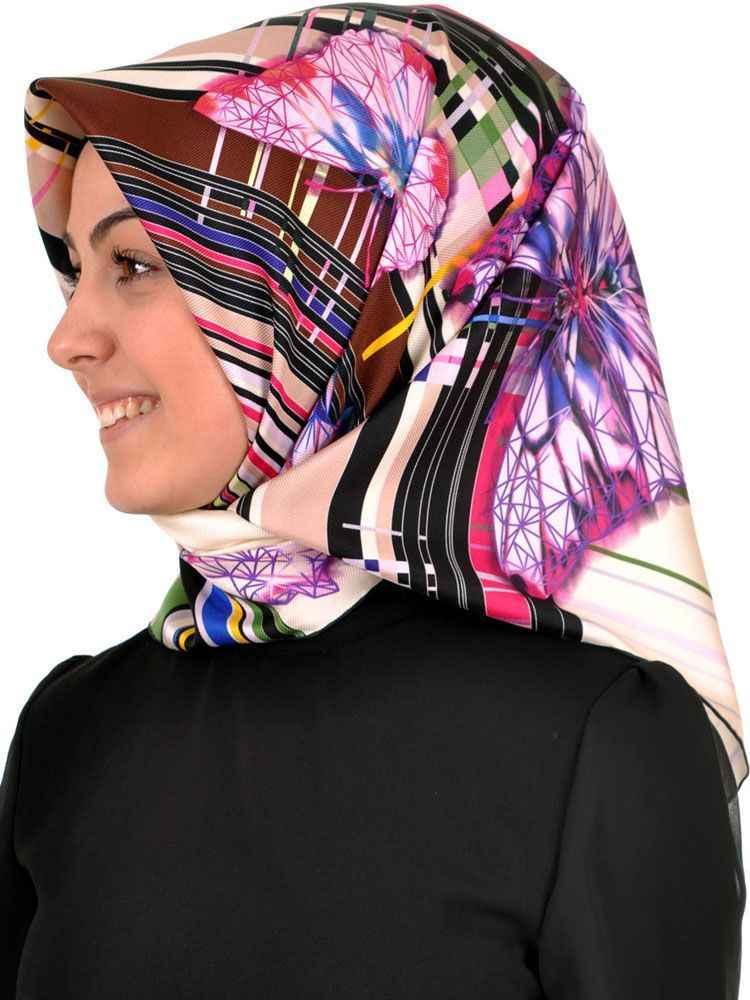 Moda Twill Eşarp Modelleri