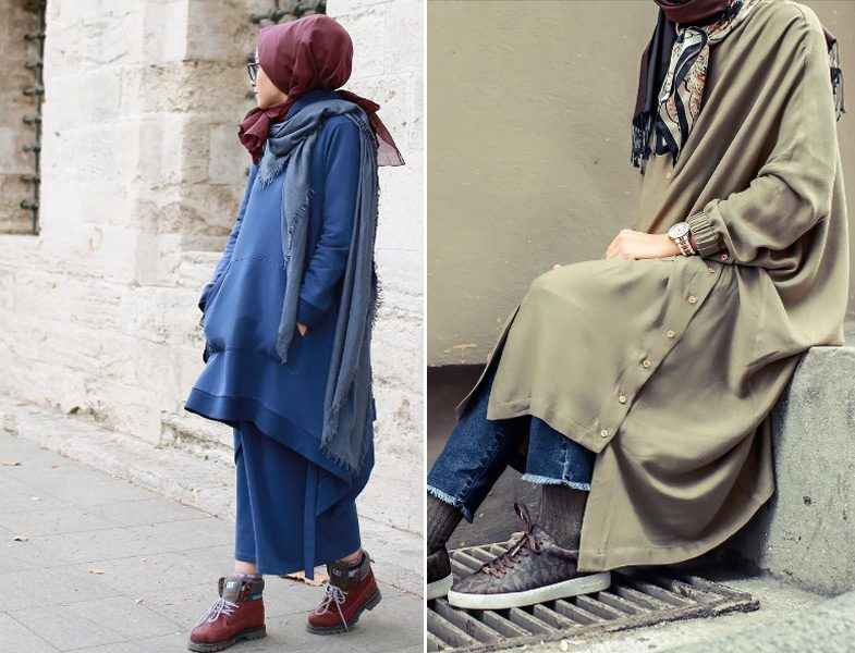 Modern Tunik Modelleri