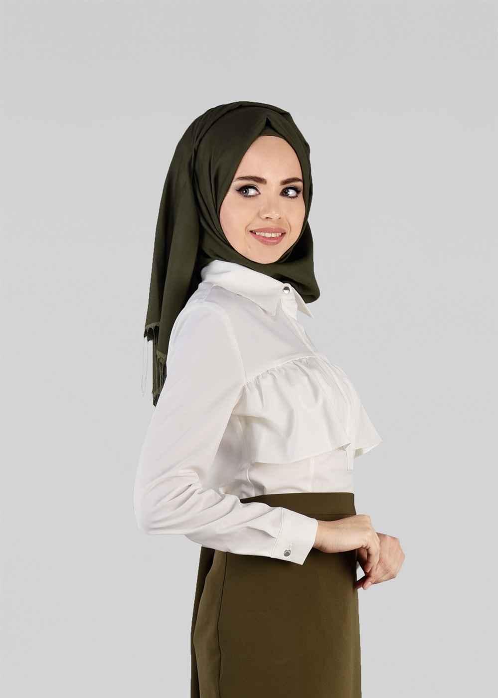 2018 En Güzel Tesettür Bluz Modelleri