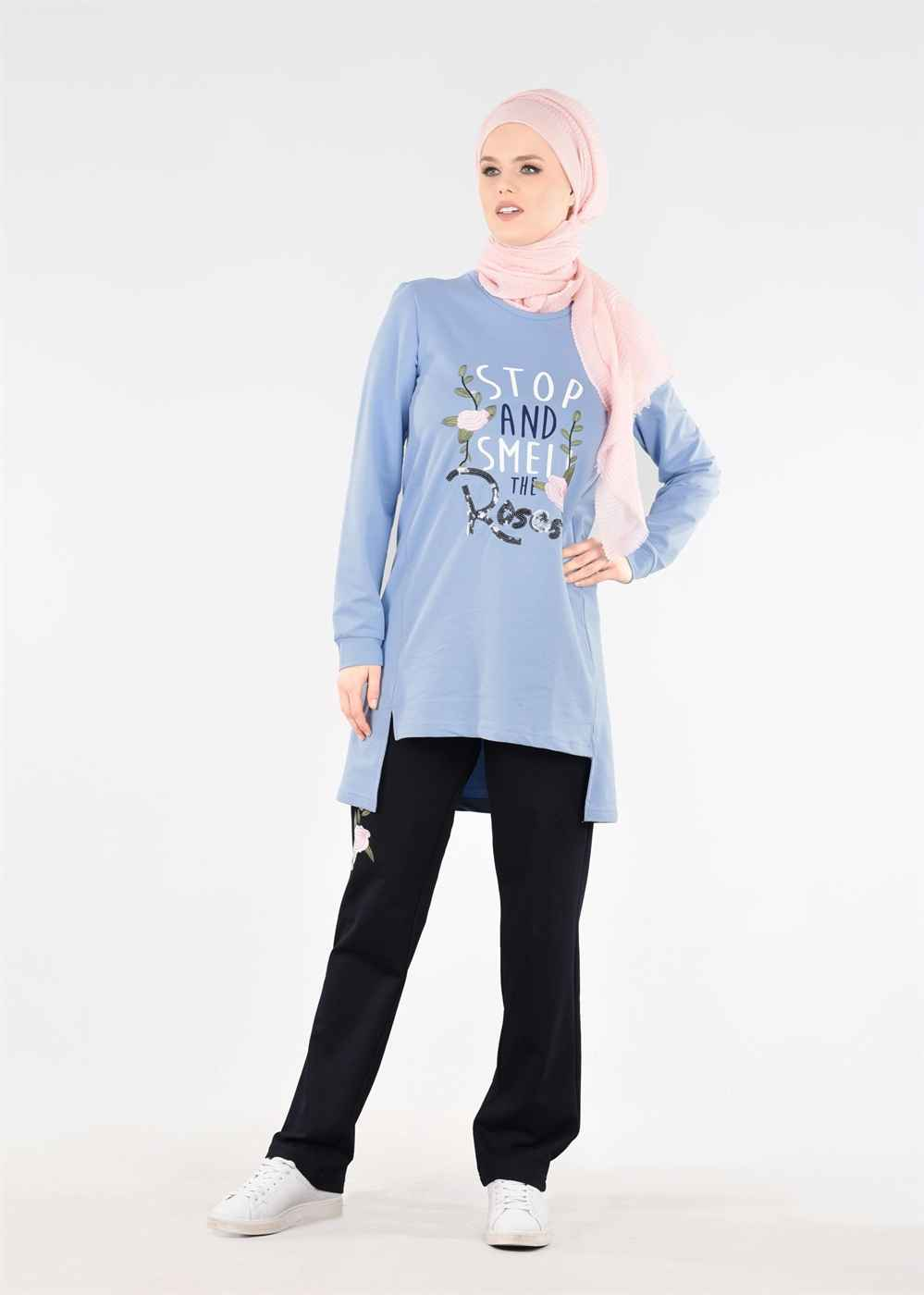 2018 Moda Bayan Eşofman Modelleri