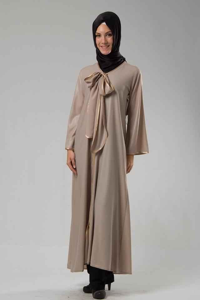 2018 Modern Tesettür Hamile Giyim Modelleri 2