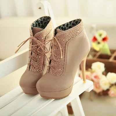 2018 topuklu ayakkabı modelleri