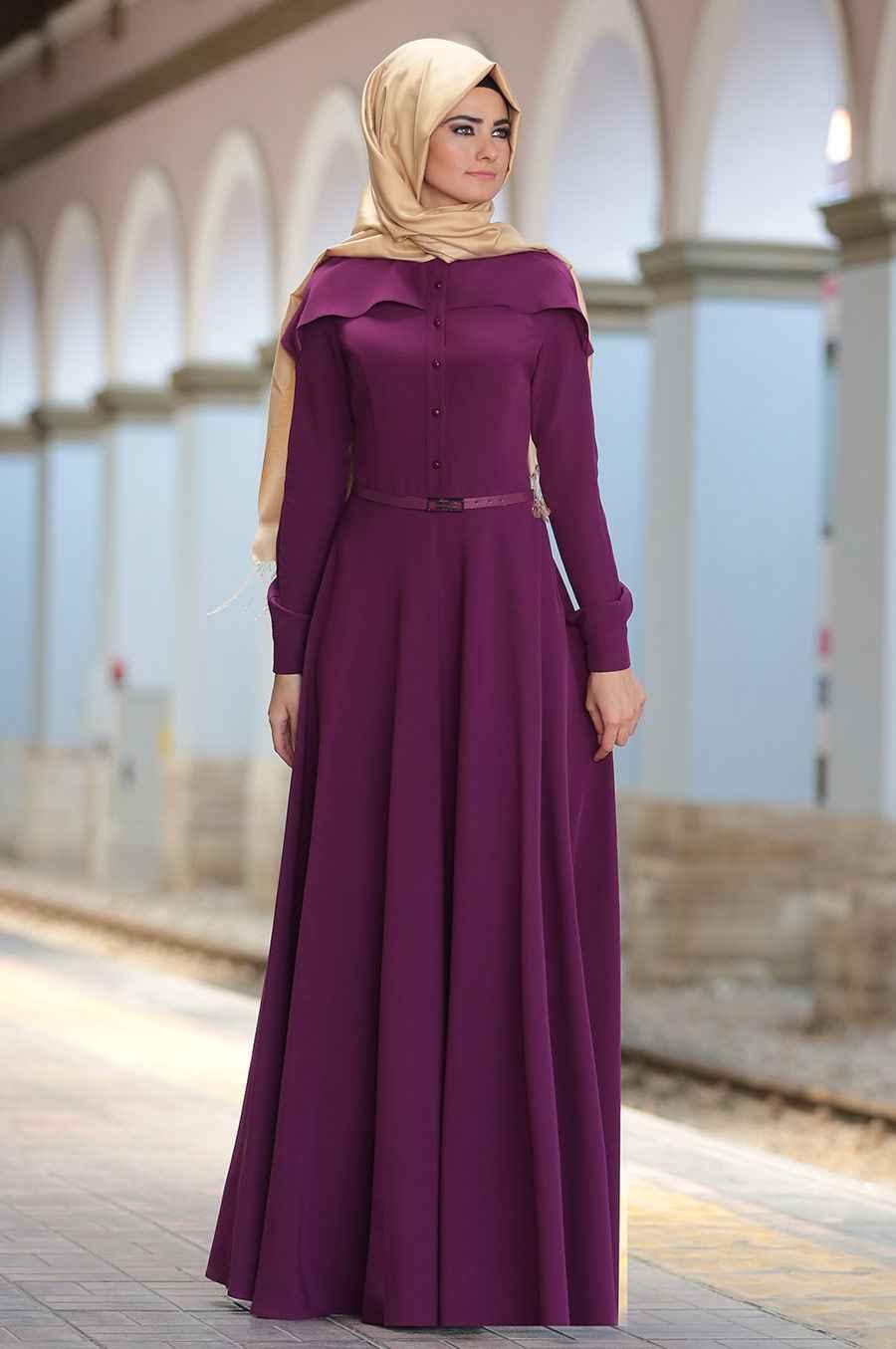 c4aeabcf20bac Modern Tesettür Elbiseler | Moda Tesettür Giyim