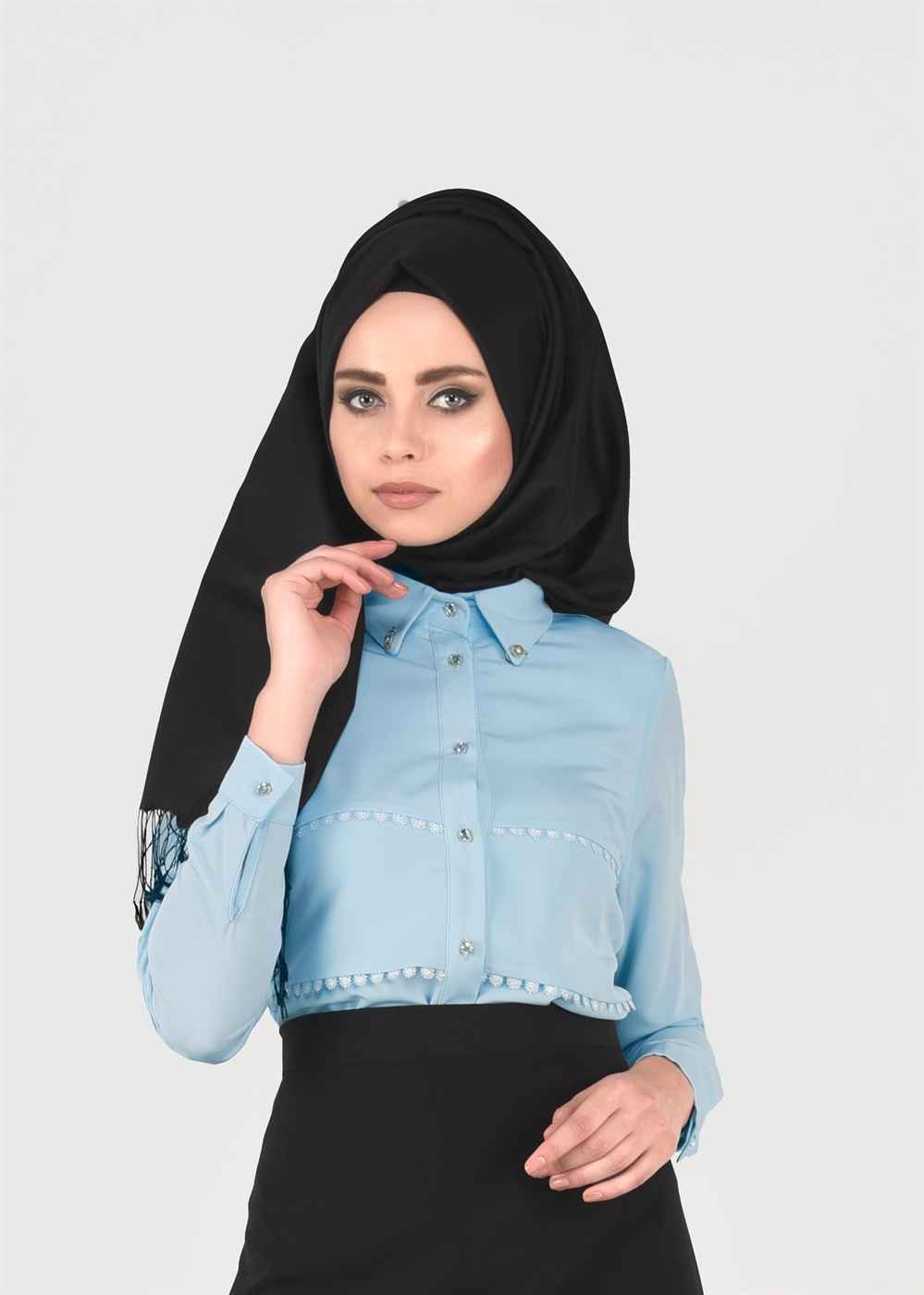 Mavi Bluz Modelleri