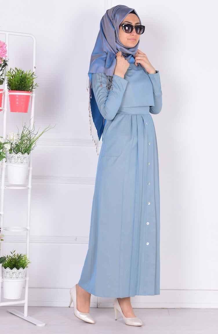 0bd6dc7f2fdc9 Modern Tesettür Elbiseler | Moda Tesettür Giyim