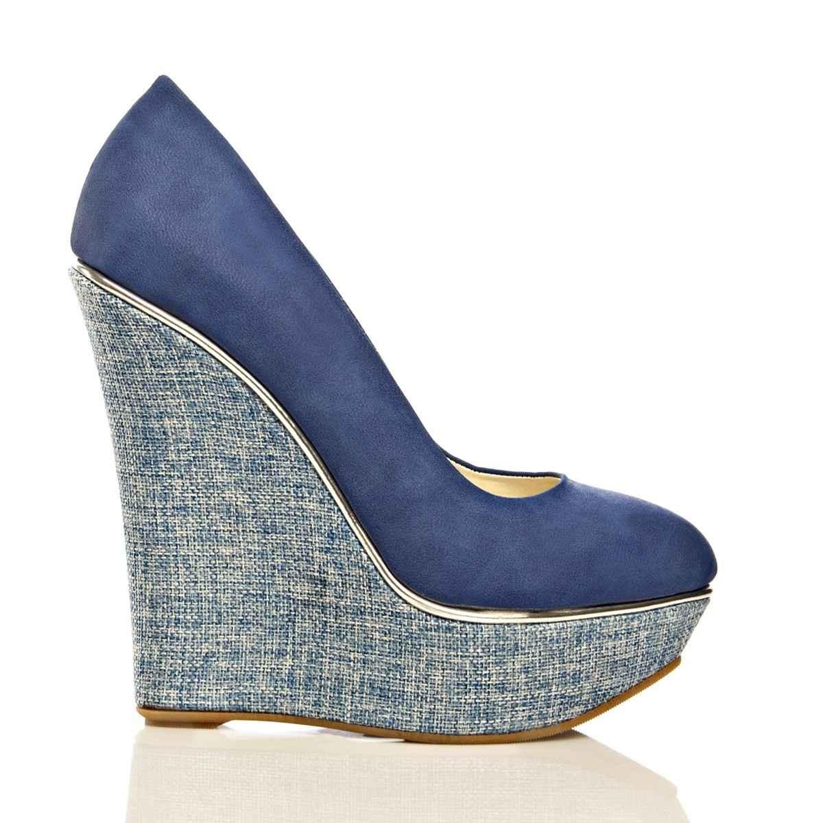 en şık dolgu topuklu ayakkabı modelleri