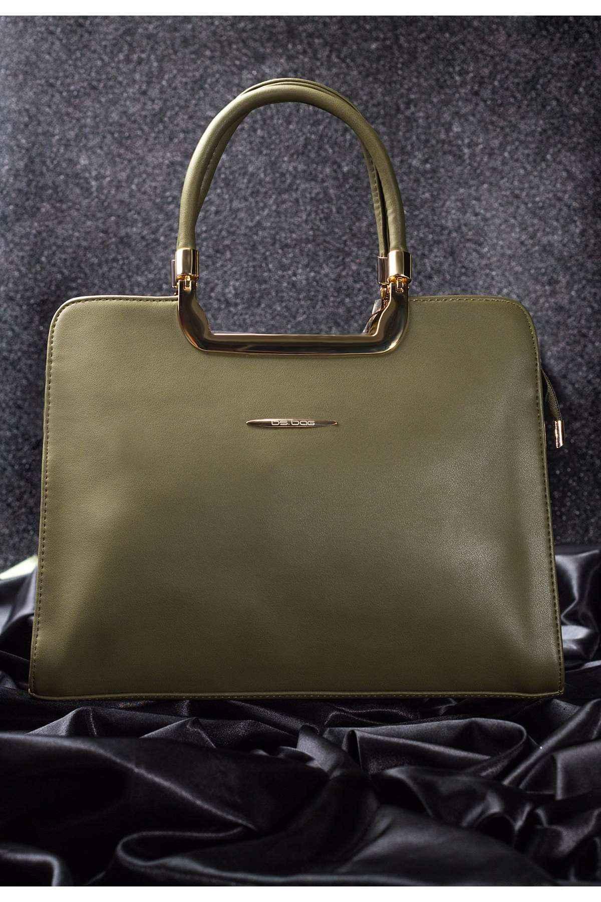 Haki Yeşili Bayan Kol Çantaları