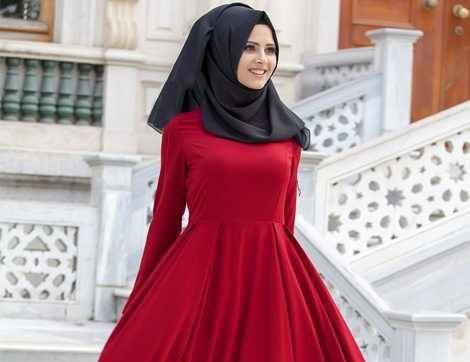 Modern Sedanur Tesettür Giyim Modelleri