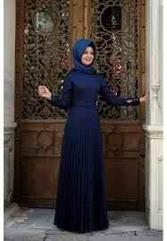 Pınar Şems Pileli Elbise Modelleri