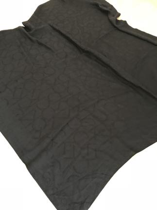 Siyah Renkli Calvin Klein eşarp-fular modelleri