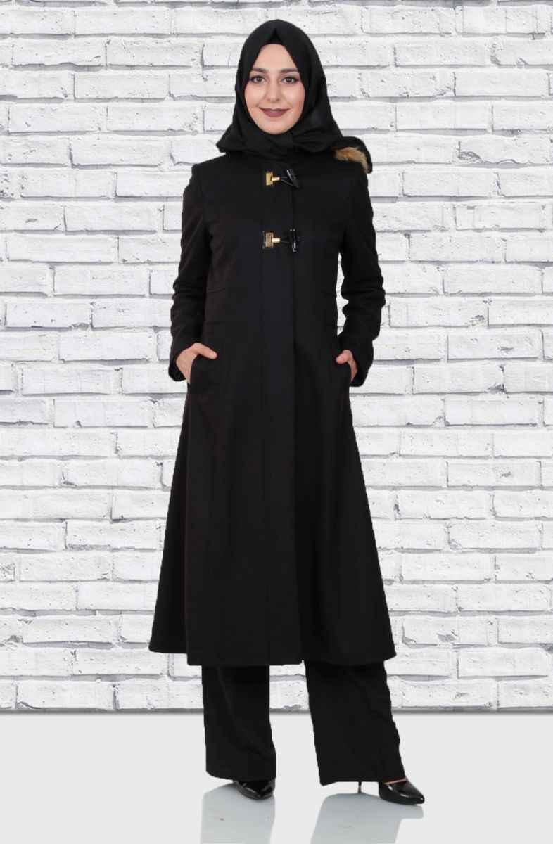 Tekbir Giyim Modern Manto Modelleri