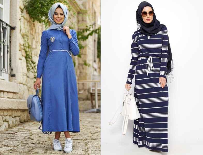 068c51c8e4f9c 2016 Tesettür Yaz Modası - Moda Tesettür Giyim
