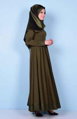En Şık Etek Ucu Dantelli Elbise Modelleri