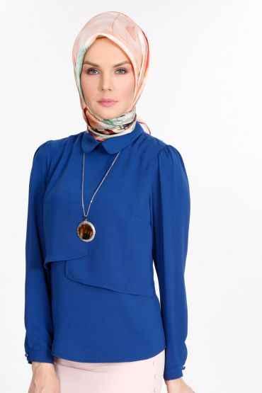En Güzel Setrems Tesettür Bluz Modelleri