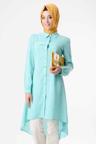 Modern Tesettür Yazlık Tunik Modelleri