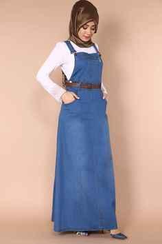 Kot Tesettür Bahçıvan Elbise Modelleri