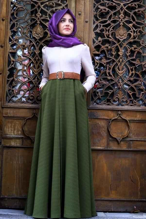 f70fafc69ab9a Yazlık Tesettür Elbise - Moda Tesettür Giyim