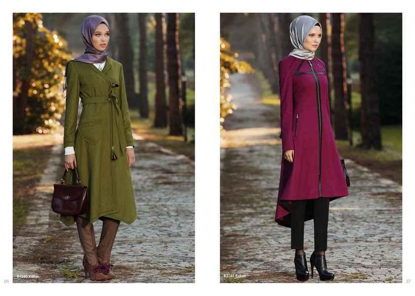 Nihan Sonbahar-Kış Tesettür Modası