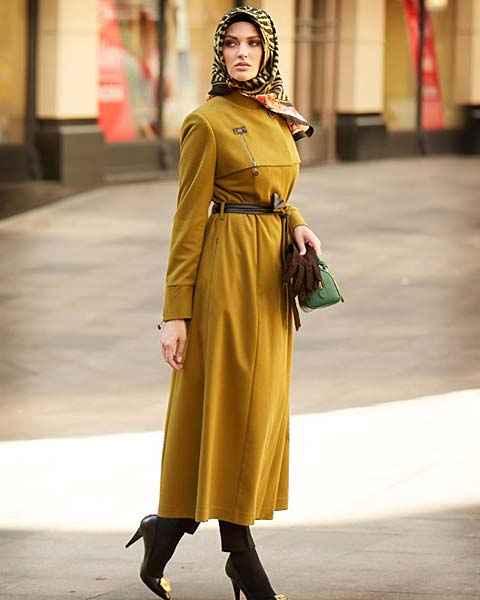Tekbir Giyim Sonbahar-Kış Tesettür Modası