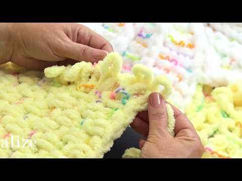 Şık Alize Puffy Battaniye Modelleri