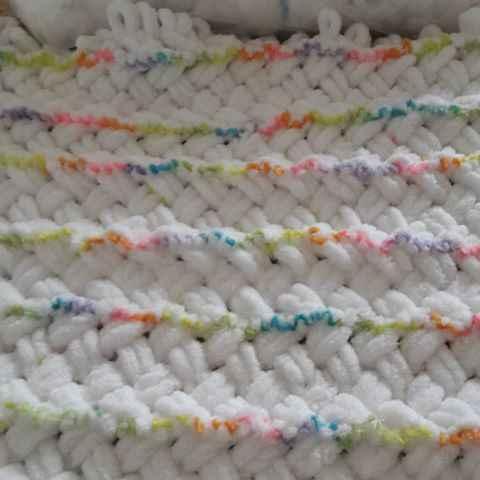 Alize Puffy Şık Battaniye Modelleri