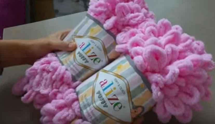 Alize Puffy Battaniye İpi
