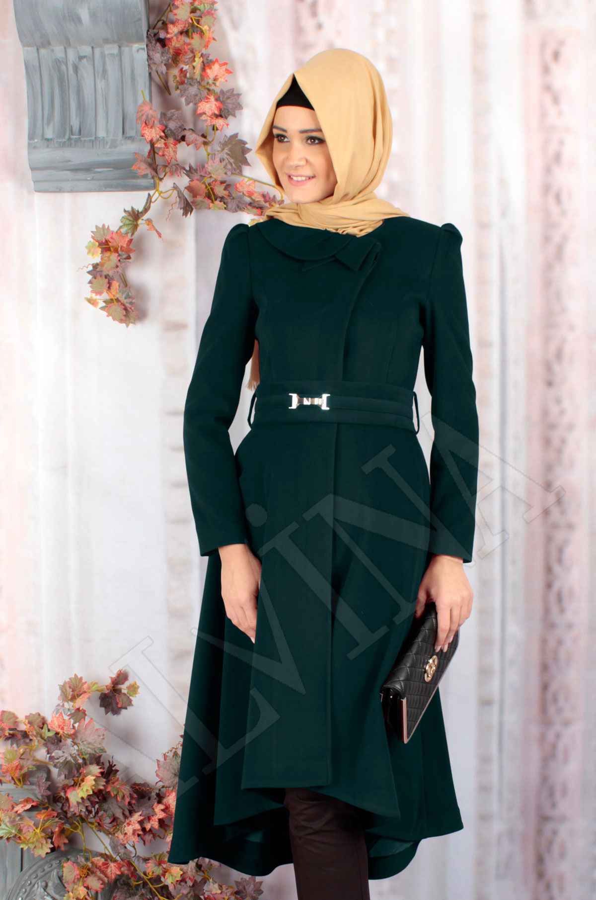 Alvina Tesettür Dış Giyim Modelleri