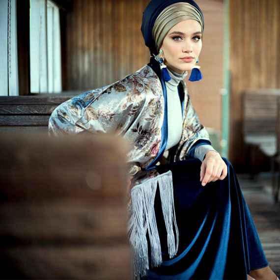 Alvina Tesettür Giyim Modelleri
