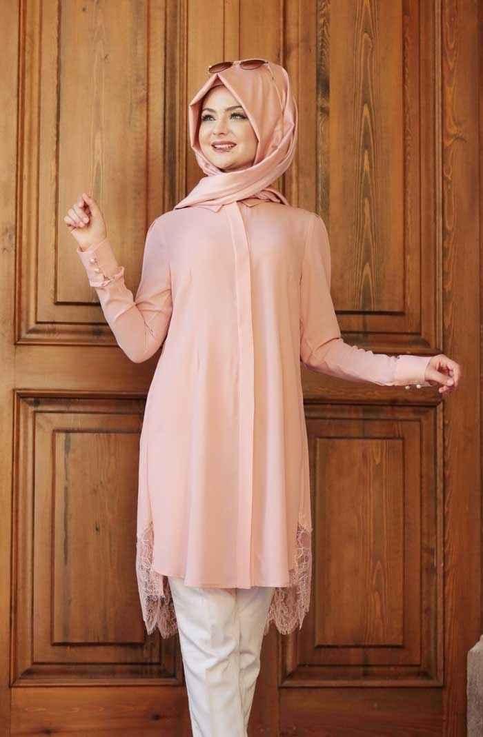 En Güzel Pınar Şems Tunik Modelleri