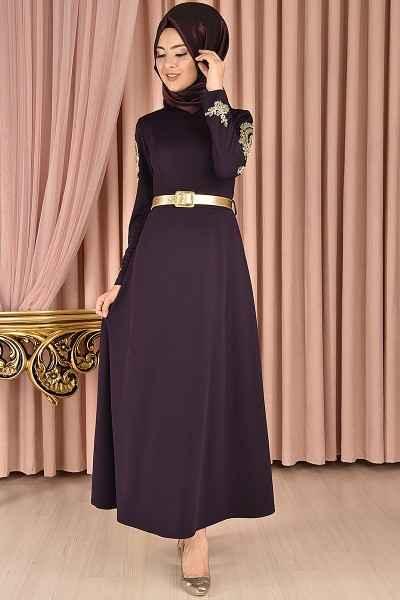 Modamerve Şık Dantelli Elbise Modelleri