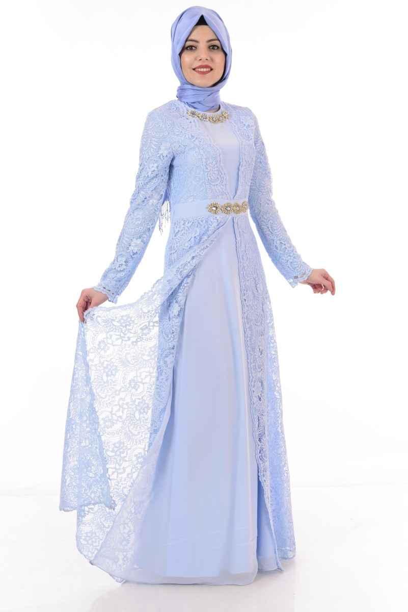 Modamerve Dantelli Elbise Modelleri
