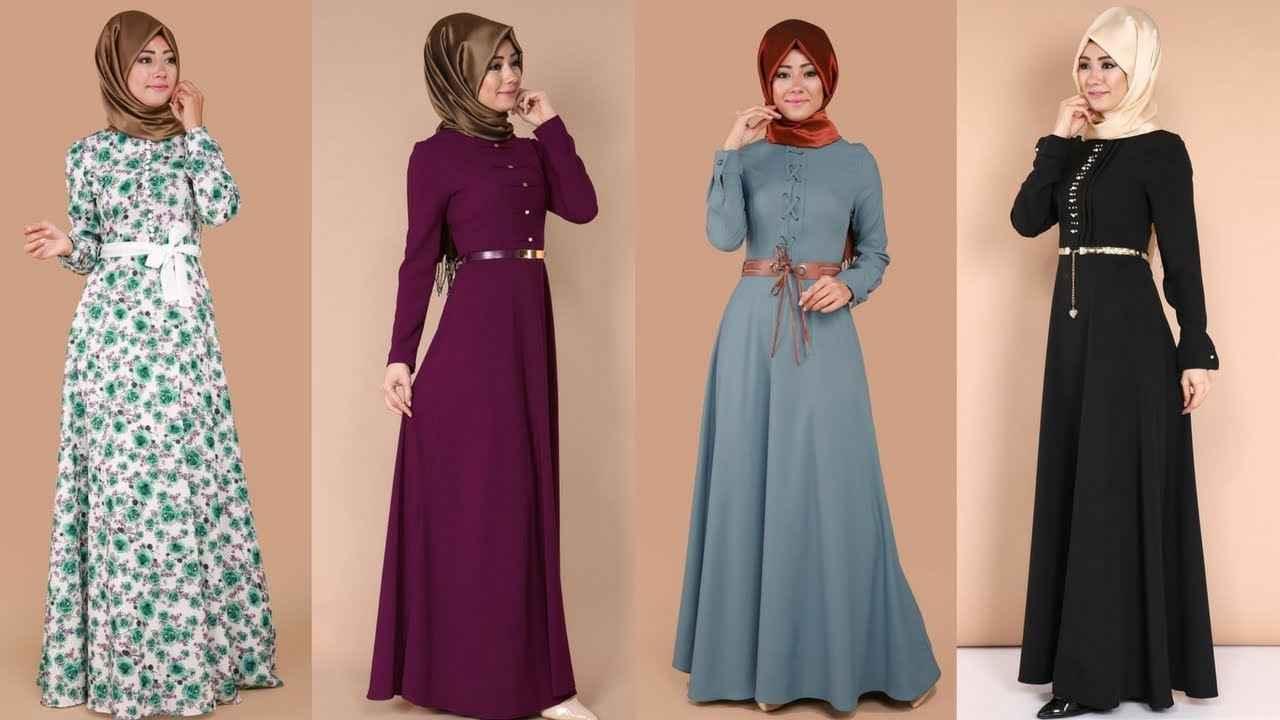 Modaselvim Tesettür Elbise Modelleri