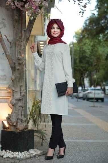 Pınar Şems Peri Tunik Modelleri