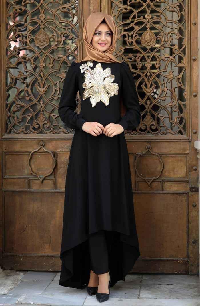 Pınar Şems Saraylı Tunik Modelleri
