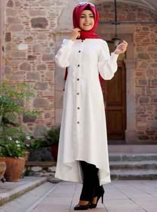 Pınar Şems Uzun Tunik Modelleri