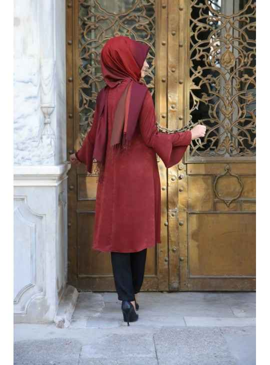 Pınar Şems Volan Kol Tunik Modelleri
