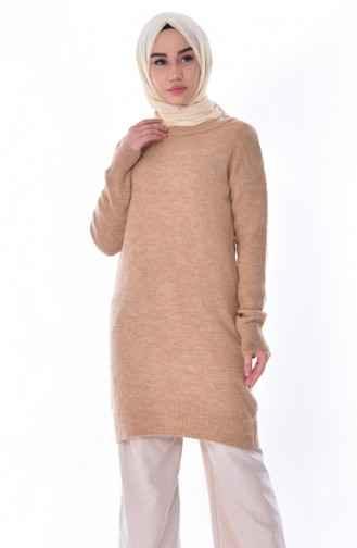 Sefamerve Tesettür Şık Kışlık Tunik Modelleri