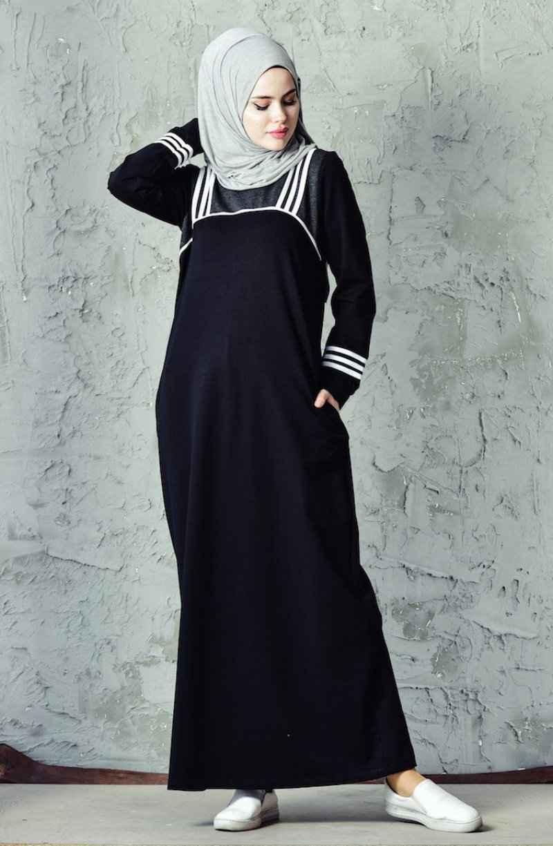 0cb1ae8ebb1a0 Sefamerve Tesettür Spor Elbise Modelleri - Moda Tesettür Giyim