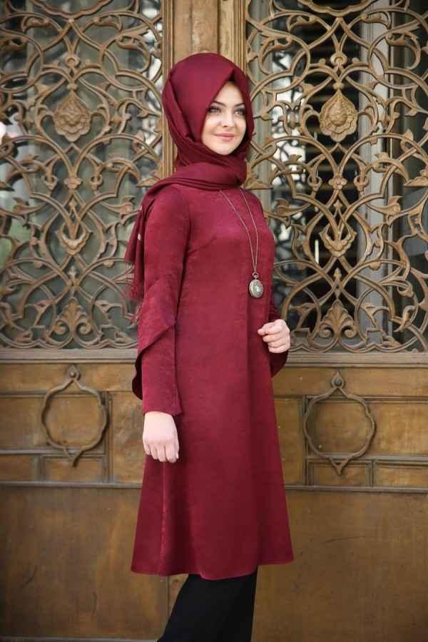 Volan Kol Pınar Şems Tunik Modelleri