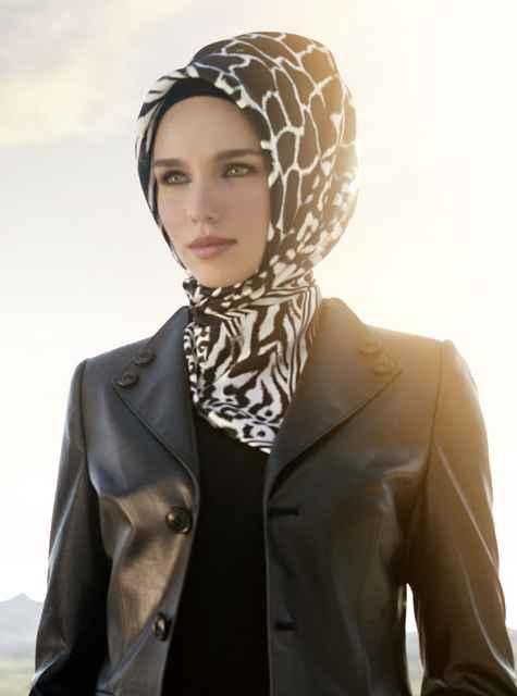 En Güzel Kışlık Eşarp Modelleri