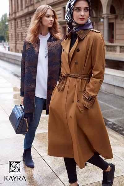 Kayra Sonbahar Tesettür Giyim Modelleri