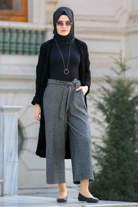 Neva Style Tesettür Pantolon Kombinleri