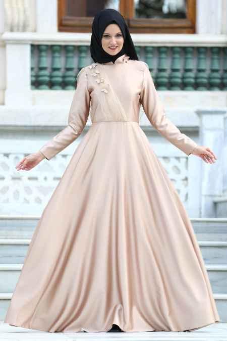 cd601ffc975ee Neva Style Tesettür Tül Abiye Modelleri - Moda Tesettür Giyim