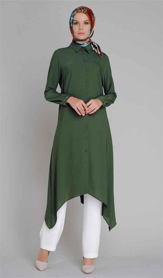Şık ve Güzel Setrms Tunik Modelleri