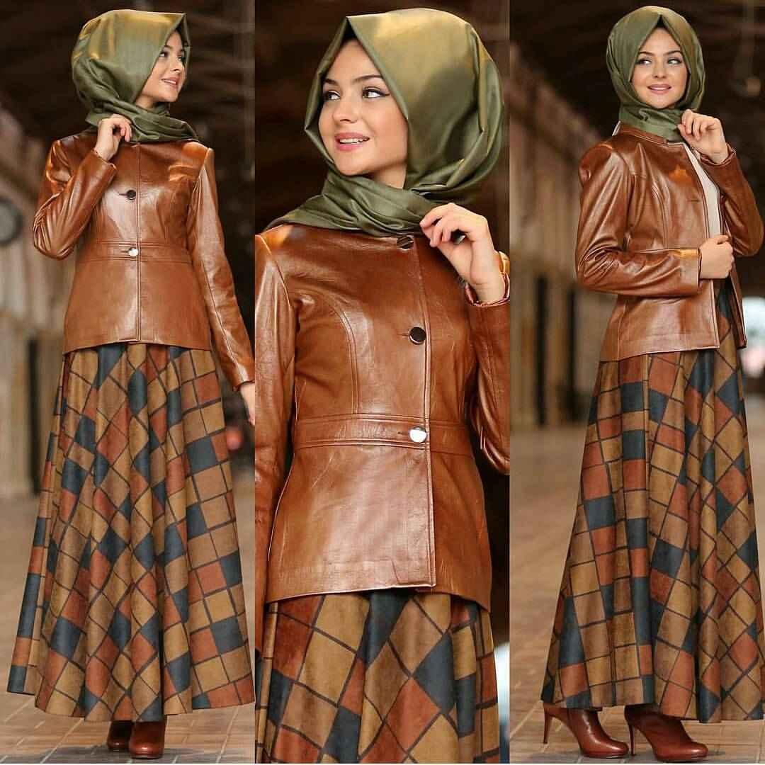 Pınar Şems Deri Ceket Modelleri