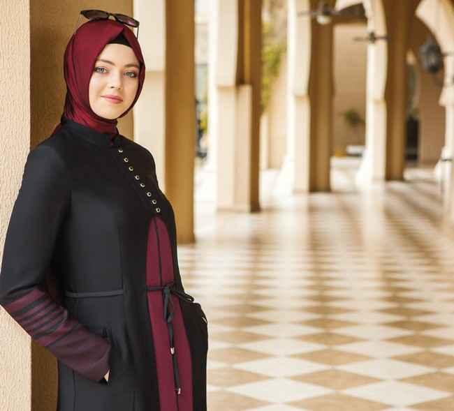 1cb0ace72845b En Şık 2019 Tesettür Giyim Modası - Moda Tesettür Giyim