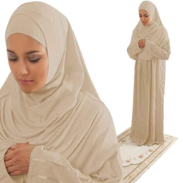 En Güzel Tesettür Namaz Kıyafetleri