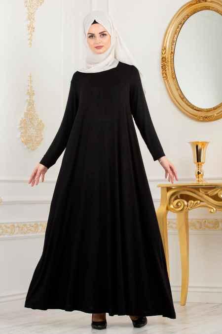 Nayla Collection Tesettür Salaş Elbise Modelleri